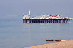 Pilier de Brighton photographie stock