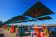 Pilier de Key West Photo stock