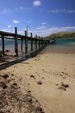 pilier de pêche Image libre de droits