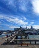 Pilier de San Francisco photo stock