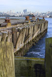 Pilier de San Francisco Image stock