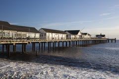 Pilier de Southwold, Suffolk, Angleterre Photo libre de droits