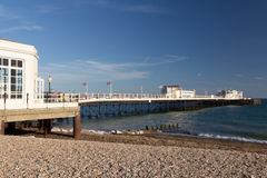 Pilier de Worthing Images stock