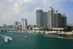 Pilier des Bahamas Images stock