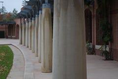 piliers Images libres de droits