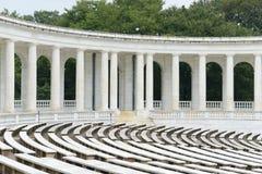 Piliers dans un amphithéâtre Photographie stock libre de droits