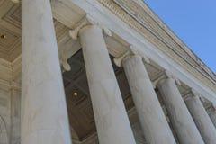 Piliers juridiques Photos libres de droits