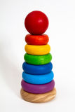 Piling toy for children Royalty Free Stock Photo