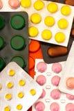 Pill Royaltyfri Fotografi