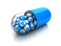 Pill Stock Photography