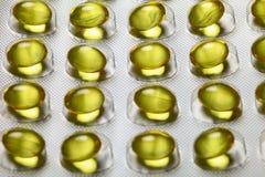 Pill blister Stock Images