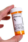 Pill Bottle Royalty Free Stock Photo
