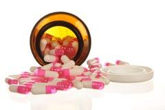 Free Pill Bottle Stock Photo - 8067400