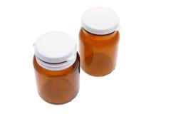 Pill Bottles Stock Images