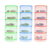 Pill Boxes Royalty Free Stock Images