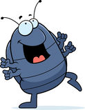 Pill Bug Dancing Stock Photography