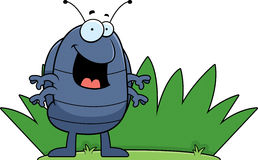 Pill Bug Grass Royalty Free Stock Image