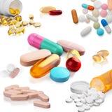 Pill Stock Photos