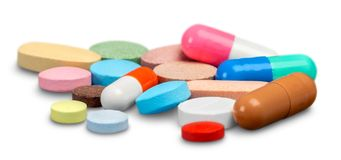 Pill Royalty Free Stock Photography