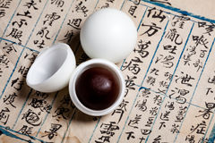 Pill of Chinese medicine Royalty Free Stock Photography