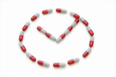 The pill constitute a clock