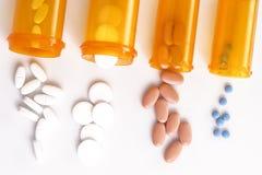 Pill Medicine Stock Photos
