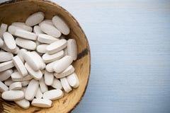 Pill. Royalty Free Stock Photo