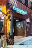 Pillage Seattle Washington de pirates images stock