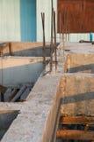 Pillar and beam Stock Photo