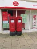 Pillar Boxes Royalty Free Stock Image