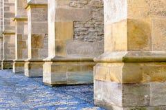 Pillar Cathedral Royalty Free Stock Image