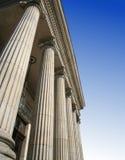 Pillar close-up Royalty Free Stock Photography