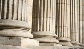 Pillar close-up Stock Photos