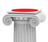 The pillar Royalty Free Stock Image