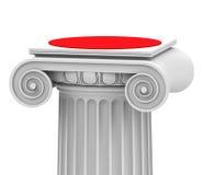 The pillar Stock Image