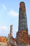Pillar of history royalty free stock photography