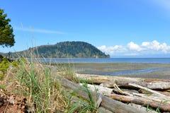 Pillar Point Recreation Area, Washington State Royalty Free Stock Photography