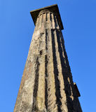 Pillar of Pompeii Royalty Free Stock Images