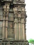Pillar sculpture. Its photo of ancient pillar sculpture. Place- aishwareshwar temple, India royalty free stock photo