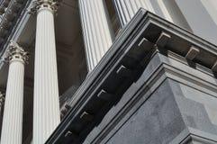 Pillar of Success Stock Image