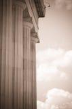 Pillar texture Royalty Free Stock Photography