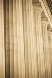 Pillar texture Royalty Free Stock Photo