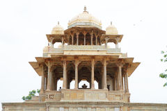 84 pillared monument bundi india Royalty Free Stock Photography