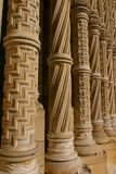 Pillars royalty free stock photos