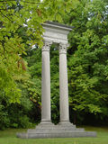 Pillars Stock Image