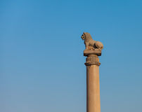 Pillars of Ashoka Royalty Free Stock Image