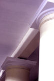 Pillars background Stock Photography