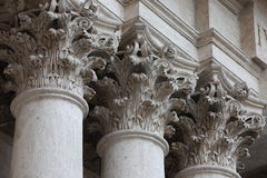Pillars Stock Photography