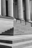 Pillars and Steps Stock Photos