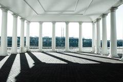 Pillars of Strengh Stock Images